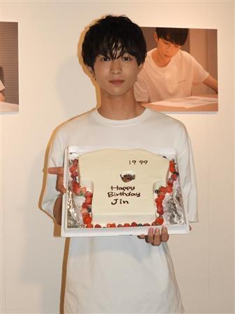 鈴木仁、19歳の誕生日イベント「街中で声をかけられるようになりました」