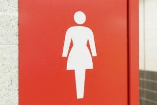 女子トイレでイラッとする事