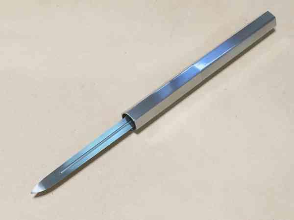 警視庁、ナイフの種類を間違え高校生を誤認逮捕