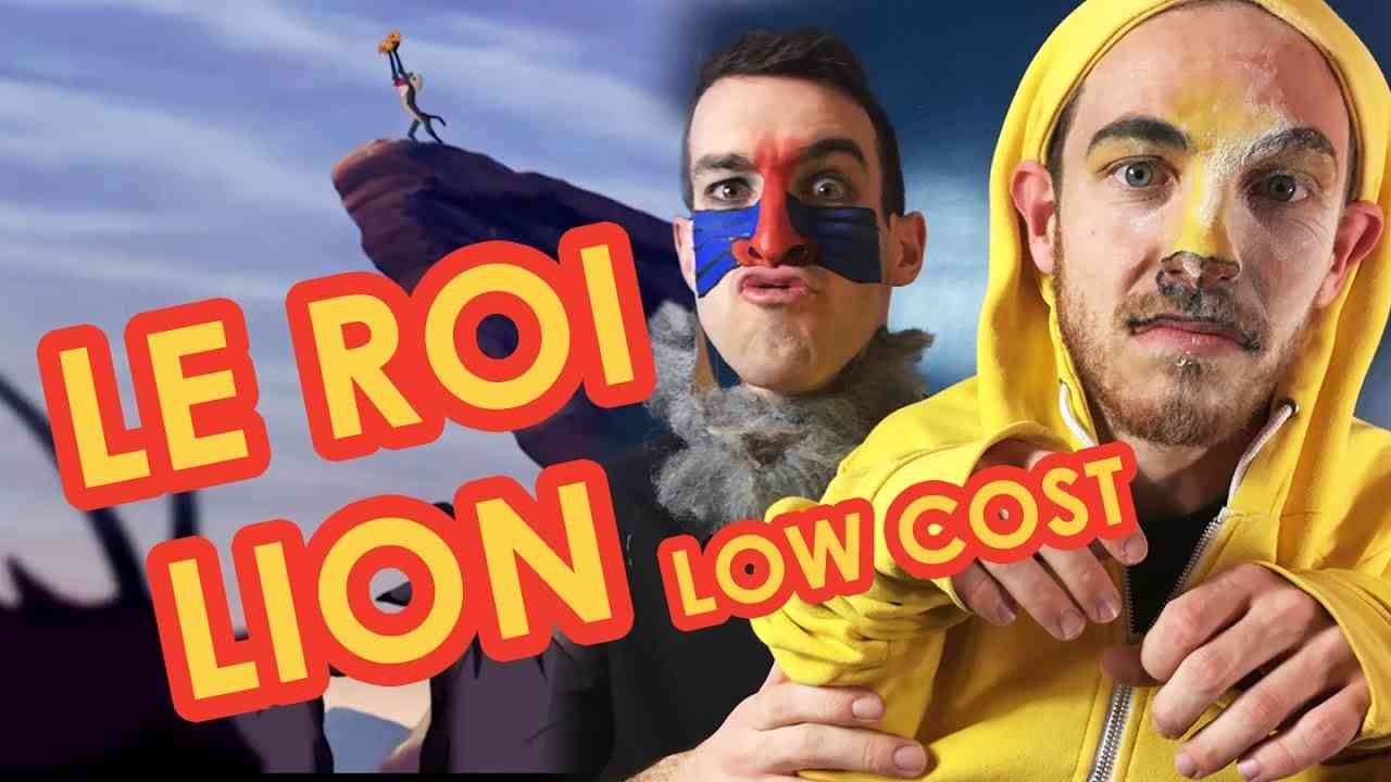 LE ROI LION low cost (Alex Ramires Feat Max Bird) - YouTube