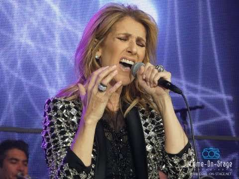 It's all coming back to me now, Céline Dion live @ Stade de Suisse, Berne/Switzerland - 15.07.2017 - YouTube