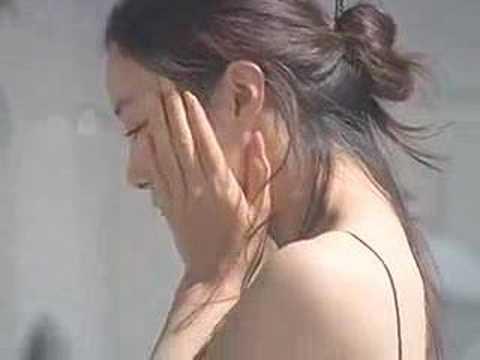 仲間由紀恵 Yukie Nakama 資生堂 BEAUTY VOLTAGE - YouTube