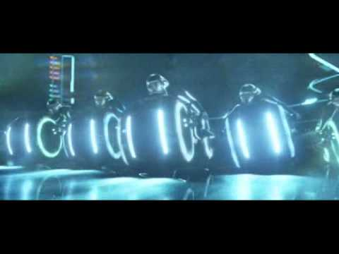 Tron Legacy - Separate Ways (VideoClip) By Journey - YouTube