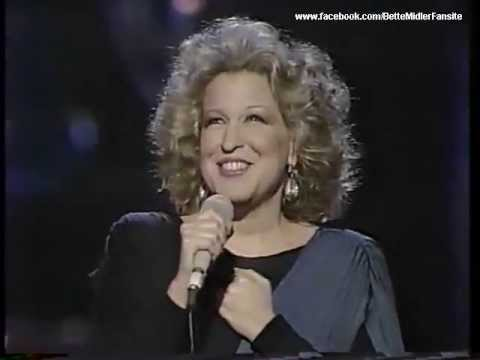 Bette Midler - The Rose - YouTube