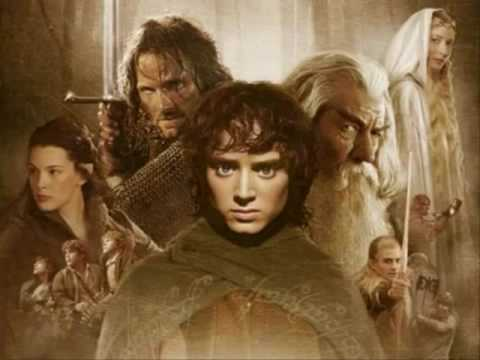 The Lord of the Rings Soundtrack with orchestra - YouTube