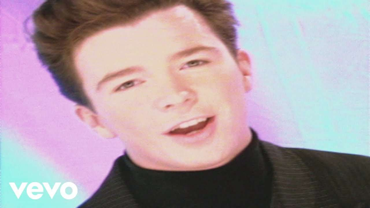 Rick Astley - Together Forever (Video) - YouTube