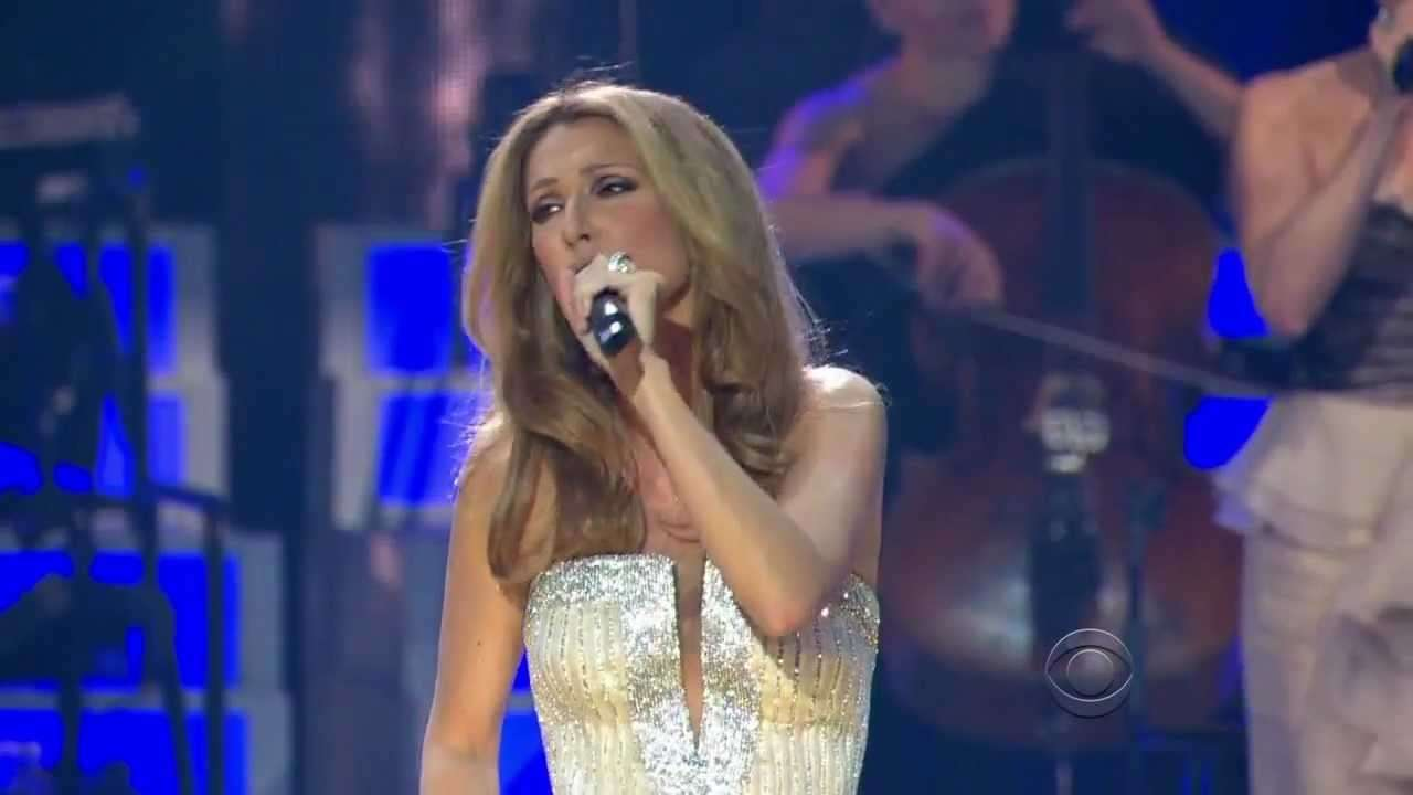 Celine Dion - Because You Loved Me [Official Live Video] HD - YouTube