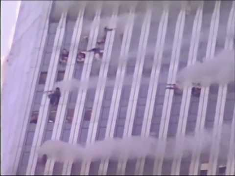 People Falling from the World Trade Center - YouTube