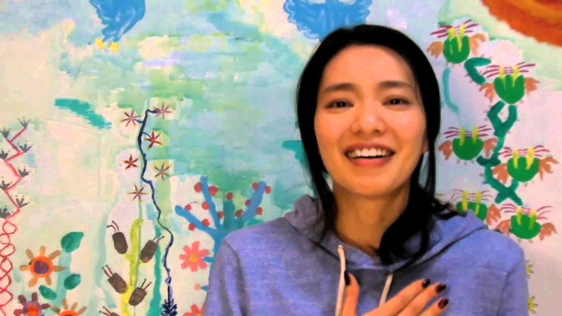 Message from Cocco  2013.12.4 - YouTube