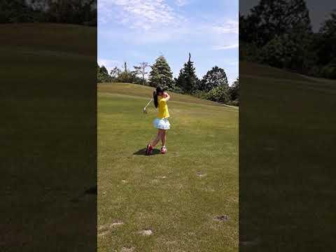 久しぶりのゴルフ - YouTube