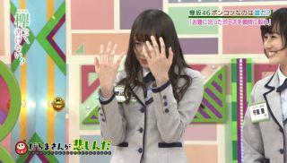 欅坂46平手友梨奈が側転・空中技…「アンビバレント」テレビ初披露