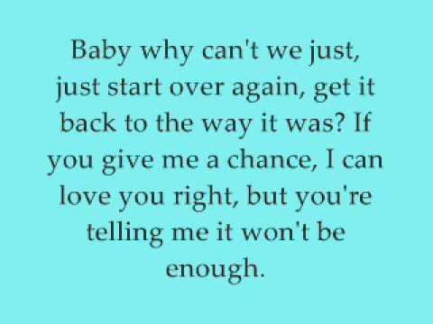 Elliott Yamin - Wait for you Lyrics - YouTube