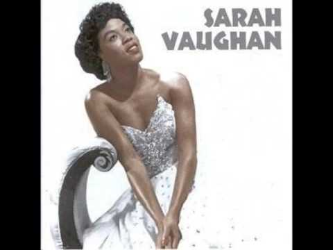 sarah vaughan - A Lover's concerto - YouTube