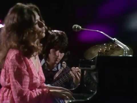 キャロル・キング イッツ・トゥー・レイト Carole King It's Too Late - YouTube