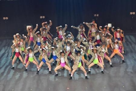 登美丘高校ダンス部が2連覇達成、今年のテーマは「天から舞い降りた色男」   ドワンゴジェイピーnews - 最新の芸能ニュースぞくぞく!