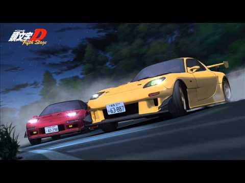 Initial D Music For Hire - YouTube