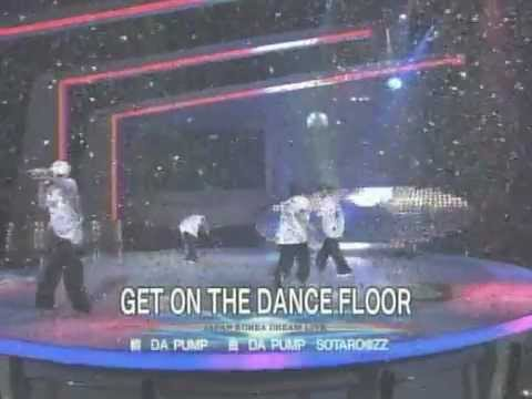 DA PUMP - 琉 STYLE, GET ON THE DANCE FLOOR - YouTube