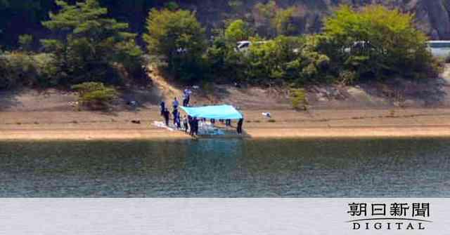 ダム湖に若い女性遺体 衣装ケースに入った状態 兵庫県加古川