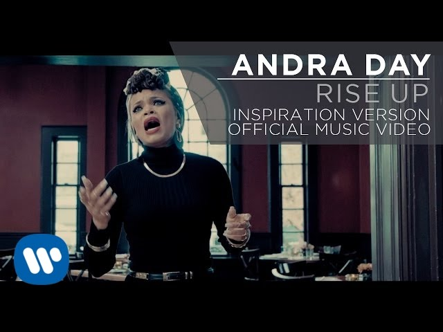 Andra Day - Rise Up [Official Music Video] [Inspiration Version] - YouTube