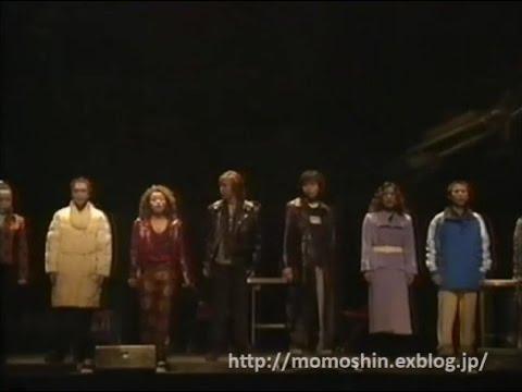 RENT(1998日本初演)「Seasons of Love」「RENT」 - YouTube