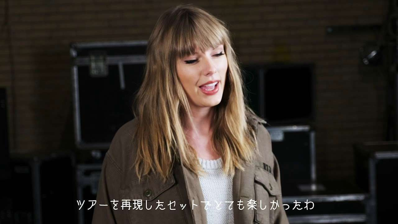 Taylor Swift's comments about instax TVCM  | 富士フイルム - YouTube