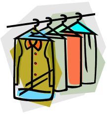いくらの服からクリーニングに出しますか?