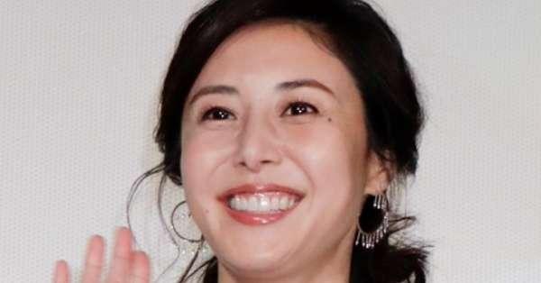子守る難役挑戦の松嶋菜々子 ママ友からもカリスマ的人気誇る | 女性自身