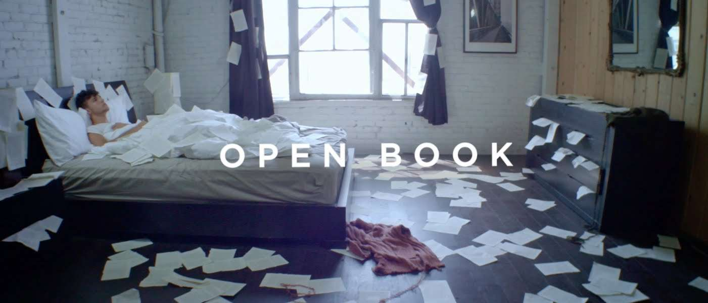 Jacob Whitesides - Open Book (Official Video) - YouTube