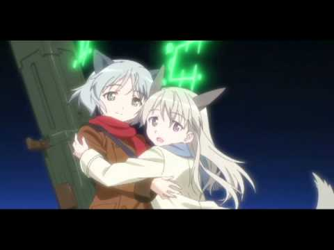Strike Witches 2 insert song - Sweet Duet - YouTube