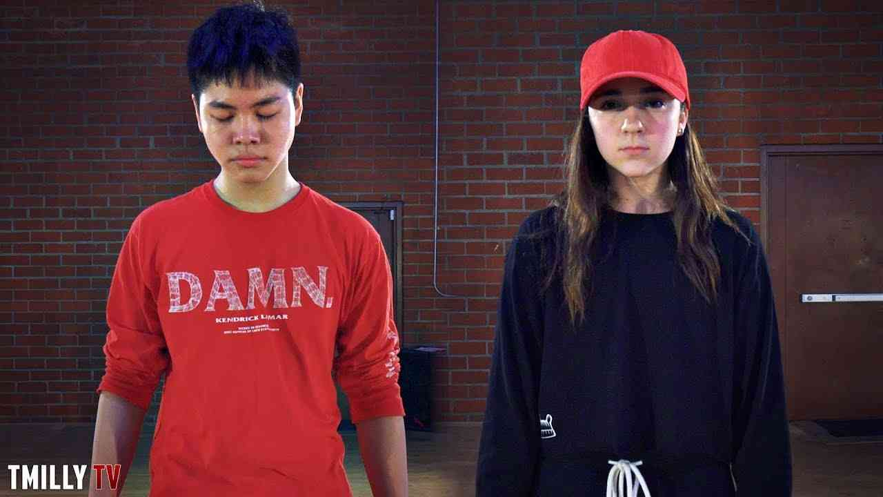 dwilly - ADD ft Emilia Ali - Choreography by Jake Kodish - ft Kaycee Rice, Sean Lew, Bailey Sok - YouTube