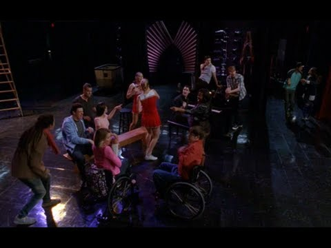 GLEE - My Love Is Your Love (Full Performance) (Official Music Video) HD - YouTube