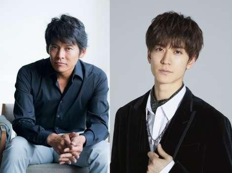 織田裕二、日本版『SUITS』で10年ぶり月9主演 中島裕翔と弁護士コンビに