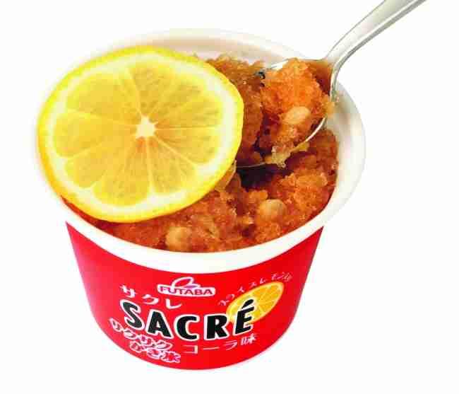 かき氷「サクレレモン」販売再開 猛暑で一時供給不足に