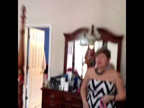 Happy birthday to my mom MightyMom !!! Her reaction tho! I love you mom!!! Happy birthday! - YouTube