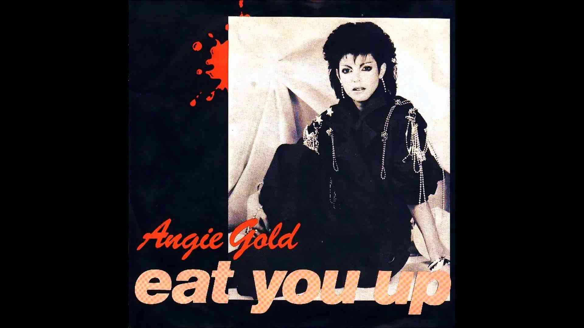 Angie Gold - Eat You Up [HQ] - YouTube
