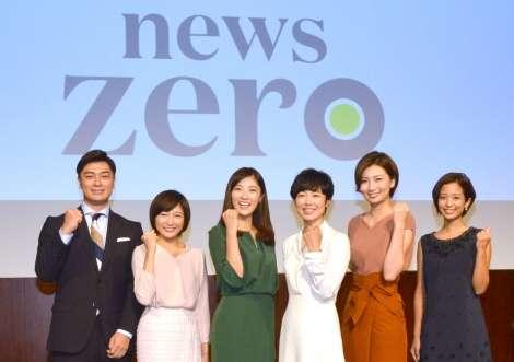 新たな『news zero』10・1誕生へ 櫻井翔「気持ちも新たに頑張っていきたい」