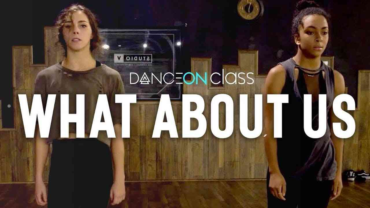 P!nk - What About Us Pt. 1 | Brian Friedman Choreography | DanceOn Class - YouTube