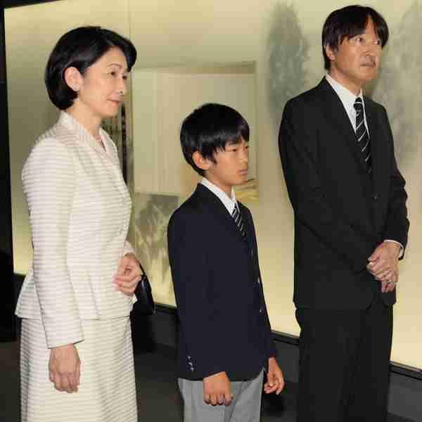 小室圭さんの件を受け悠仁さまに「皇太子ご夫妻下で帝王学」計画