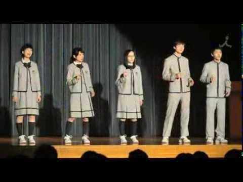 表参道高校合唱部! Over Drive / JUDY AND MARY - YouTube