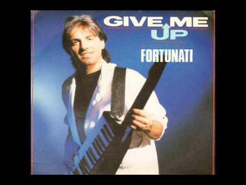 MICHAEL FORTUNATI   -   Give Me Up   (HQ) - YouTube