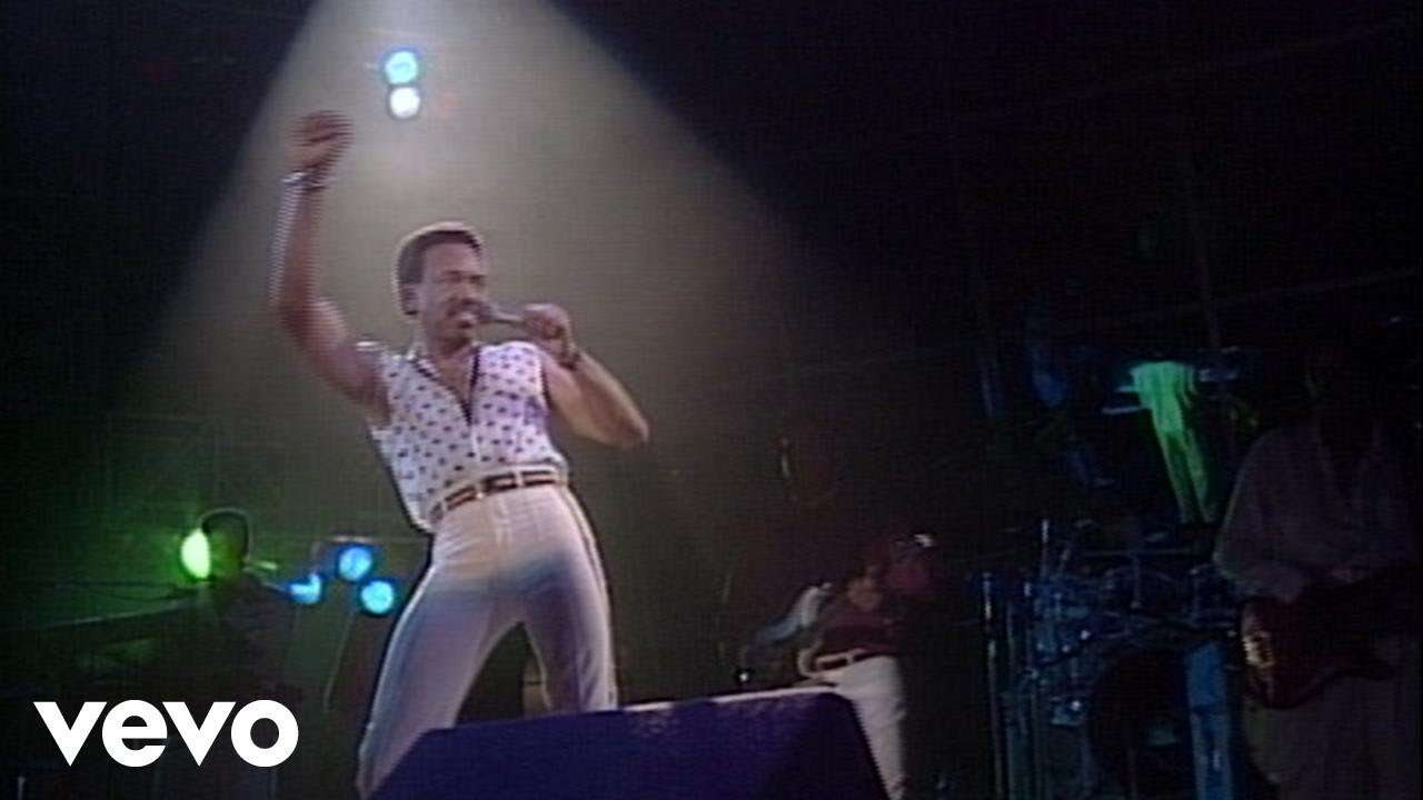 Earth, Wind & Fire - After The Love Has Gone (Live) - YouTube