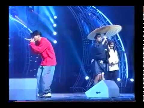 電気グルーヴ ♪ 誰だ   Live  1996年 - YouTube