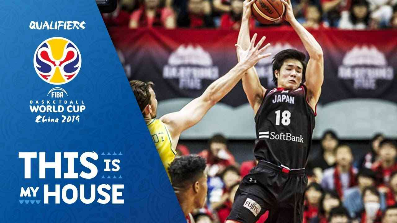 Japan v Australia - Highlights - FIBA Basketball World Cup 2019 - Asian Qualifiers - YouTube