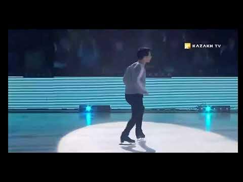 Denis Ten and Friends 2018  -Skaters and Marat Akhmejanov- - YouTube