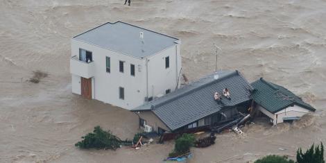 地震、水害、竜巻に強い家