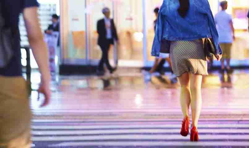 東京の女性は何故あんなに綺麗なんですか?