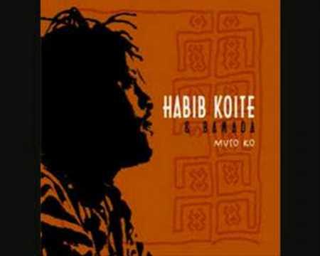 Habib Koite & Bamada - I Ka Barra (Your Work) STEREO - YouTube