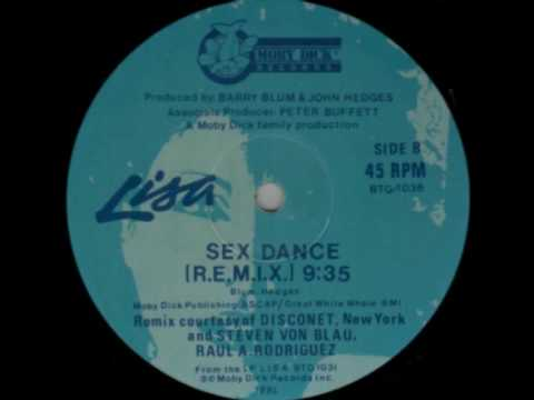 Lisa - Sex Dance ( Remix) - YouTube