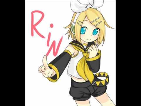 Candy Rain by Kagamine Rin - YouTube