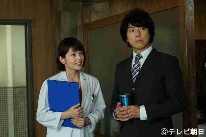 """""""科捜研""""の沢口靖子が『遺留捜査』に登場「転校生のような気分」"""